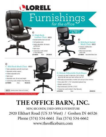 The Office Barn Inc.